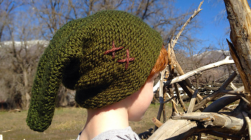 Ravelry: Link Hat, Legend of Zelda pattern by Rachel Watts