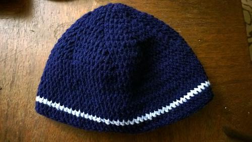 Ravelry Men S Chunky Hat Pattern By Kinga Erdem