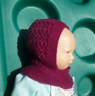 Elizabeth Zimmerman Free Knitting Patterns : Ravelry: Zimmerman Baby Bonnet (February) pattern by Adele Darnowski