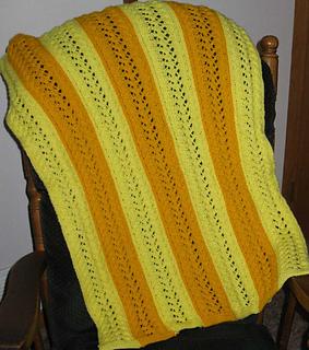 Knitted Lap Robe Patterns Free : Ravelry: Sunshine Nursing Home Lap Robe pattern by Ann V. Gallentine