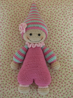 Ravelry: Cuddly-baby - amigurumi doll pattern by Mari-Liis ...
