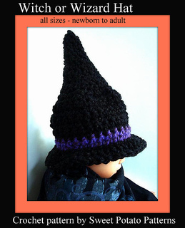 Witch-wizard-hat-crochet-pattern-all-sizes_small2
