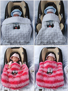 ravelry car seat blanket pattern by claire topping. Black Bedroom Furniture Sets. Home Design Ideas