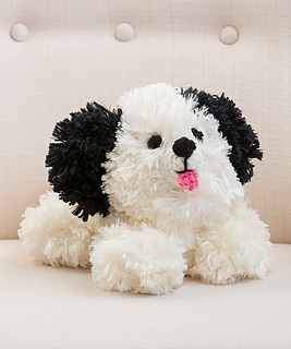 Amigurumi Dog Fur : Ravelry: Irresistible Crochet Puppy pattern by Michele Wilcox
