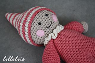 Amigurumi Cuddly Baby : Ravelry: Cuddly-baby - amigurumi doll pattern by Mari-Liis ...