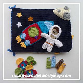Crochet Quiet Book : Crochet Quiet Playbooks