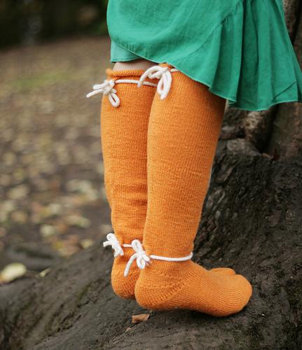 Danny\'s Bluebird Socks PDF