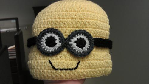 My_first_minion_hat_2012_medium