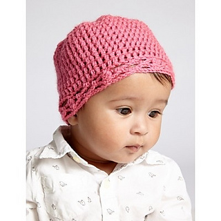 Ravelry Baby Hat Crochet Pattern By Bernat Design Studio