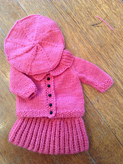 Sirdar Knitting Patterns For Dolls Clothes : Ravelry: Doll Clothes pattern by Sirdar Spinning Ltd.