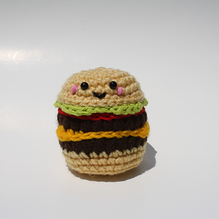 Amigurumi Fast Food : Ravelry: Jen Smiths Ravelry Store - patterns