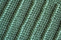 Corkscrew Dishcloth Pattern PDF