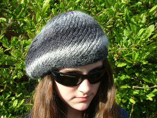 Loose Beret Knitting Pattern : Ravelry: Loose Knit Festival Beret pattern by Hazel Donnelly