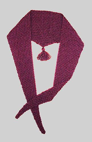 Checkerboard-triangular-scarf-gray-background-for-etsy_medium