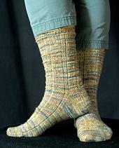 Mammoth Springs Sock PDF