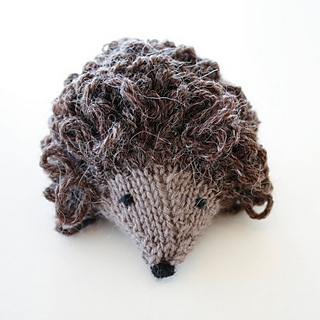 Small Hedgehog Knitting Pattern : Ravelry: Horace the Hedgehog pattern by Tina Egleton