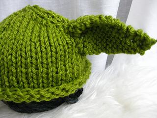 Ravelry Baby Yoda Knit Hat Pattern By Shinah Chang