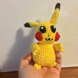 Ravelry: Pikachu Amigurumi pattern by Geeky Sagittarius