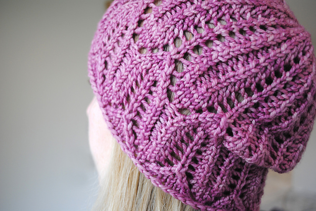 Pinktastic Pop Slouch in Gloria
