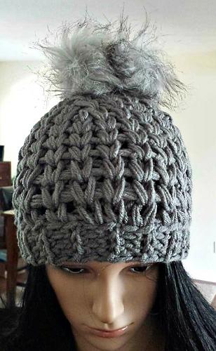 Crochet Hat Pattern For Chunky Yarn : Ravelry: Crochet Chunky Beanie_Charleston pattern by GuChet