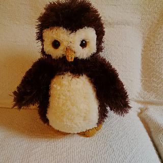 Oakley Gauge 8 >> Ravelry: Oakley the Owl pattern by Pat Alinejad