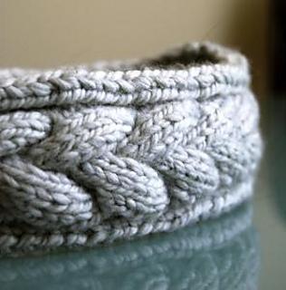 Knit Headband Pattern Ravelry : Ravelry: Winter Braid Headband pattern by Hannah Jeanne