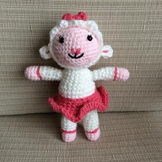 Ravelry: Lambie (Doc McStuffins) Amigurumi Crochet Pattern ...