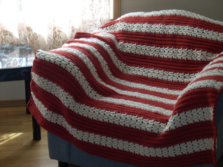 Ravelry Herringbone Afghan To Crochet Pattern By Bernat