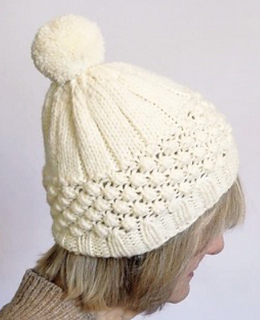 Knitting Patterns Astrakhan Wool : Ravelry: Astrakhan Hat pattern by Isabelle Seidner