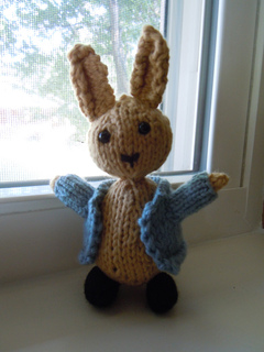Knitting Pattern For Peter Rabbit Jumper : Ravelry: Peter Rabbbit pattern by Jessica Wheeler