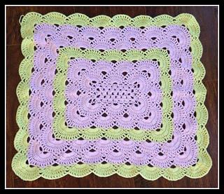 Crochet Pattern Virus Blanket : Ravelry: Rectangle Virus Blanket pattern by Jonna Martinez