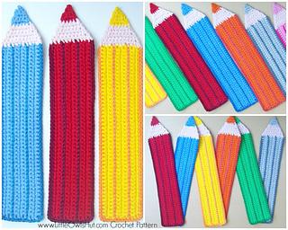 Collage2_pencil_bookmark_crochet_pattern_littleowlshut_amigurumi_zabelina_small2