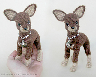 ravelry 059 dog toy terrier amigurumi pattern by littleowlshut. Black Bedroom Furniture Sets. Home Design Ideas
