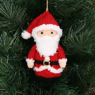 Ravelry Santa Claus Pattern By Sarah Gasson