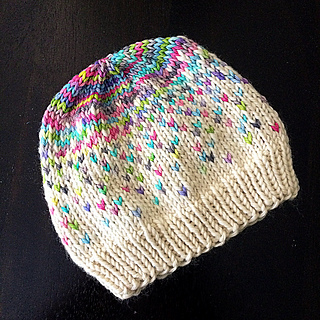 Free Crochet Pattern Multi Colored Hat : Ravelry: Kaiya Mei pattern by Jamie Hoffman