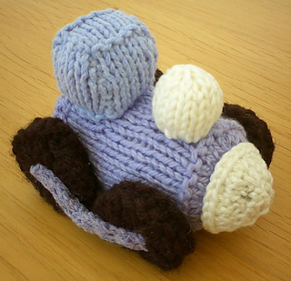 Ravelry: Tiny Train Knitting Pattern pattern by Diane Stobbart