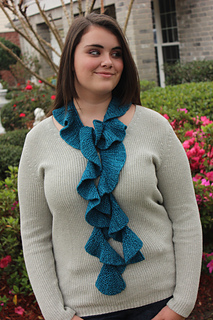 Knit Scarf Pattern That Doesnot Curl : Ravelry: Learn to Knit a Spiral Scarf pattern by Staci Perry