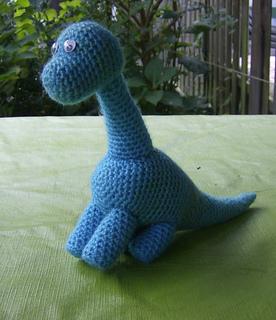 Free Crochet Pattern Dinosaur Slippers : Ravelry: Dudly Dinosaur pattern by Marleen Hartog