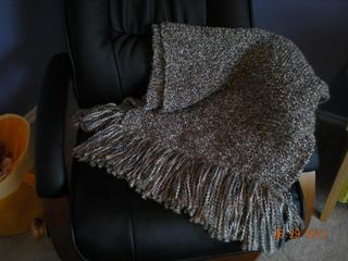 Ravelry: Comfort Shawl (Knit) #60085A pattern by Lion ...