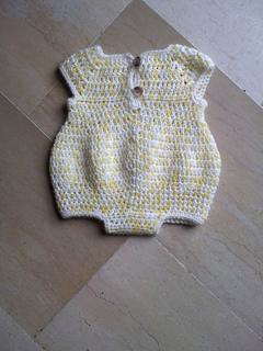 Ravelry Newborn Romper Pattern By Joanne Holt