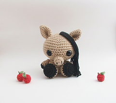 Advanced Amigurumi Shapes : Ravelry: Amigurumi Horse pattern by LittleBittyKnitter Designs