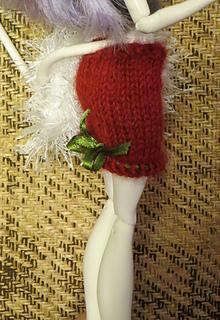 ravelry basic skirt for monster high doll pattern
