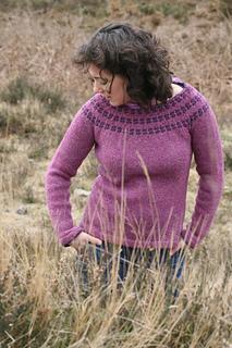 Belville_womans_tweed_yoke_sweater_front_small2