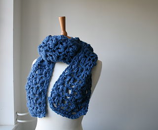Crochet Xxl Patterns : Ravelry: Crochet scarf pattern XXL 152 pattern by Luz Mendoza