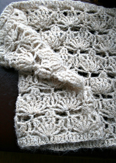 Crochet Patterns Lace Weight Yarn : Ravelry: Crochet delicate air lace cowl pattern 161 pattern by Luz ...
