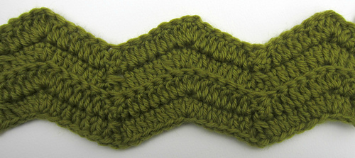 Double_crochet_ripple_flat_medium