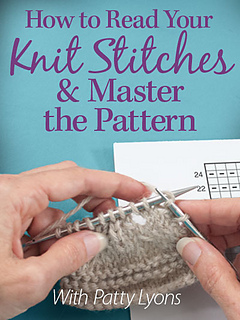How To Read Knit Patterns : Ravelry: Annies Online Classes: How to Read Your Knit Stitches & Mas...