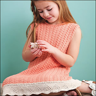 Knitted Dress Pattern For 2 Year Old : Ravelry: Creative Knitting, July 2011 - patterns