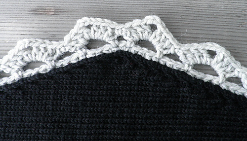 Knitting Edges Uneven : Ravelry around the corner crochet borders patterns