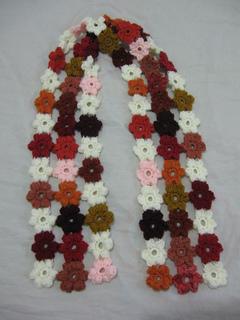 Puff_flower_scarf_orange_2_small2